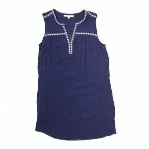 Daniel Rainn Sleeveless Boho Dress